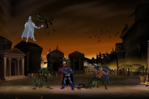 Batman: The Brave and the Bold Screenshot