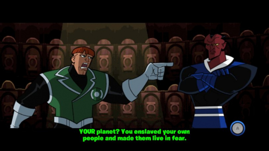 Batman: The Brave and the Bold Review - Screenshot 2 of 4