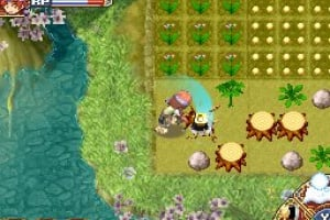 Rune Factory 2: A Fantasy Harvest Moon Screenshot