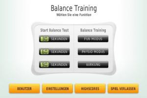 PHYSIO FUN Balance Training Screenshot