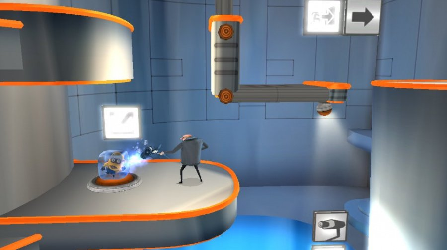 Despicable Me: The Game Review - Screenshot 1 of 6