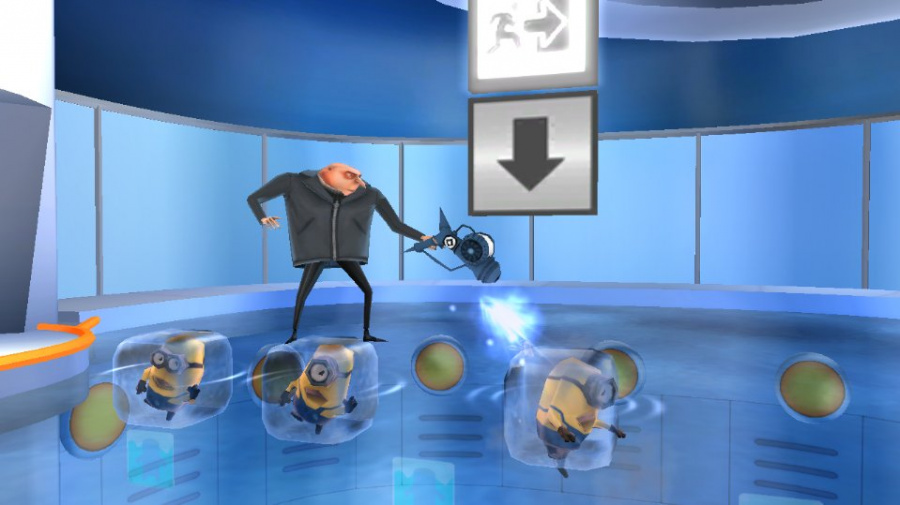 Despicable Me: The Game Review - Screenshot 2 of 6