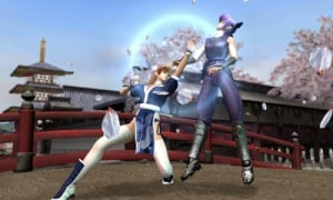 Dead or Alive: Dimensions Review - Screenshot 7 of 7
