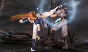 Dead or Alive: Dimensions Review - Screenshot 1 of 7