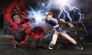 Dead or Alive: Dimensions Review - Screenshot 2 of 7