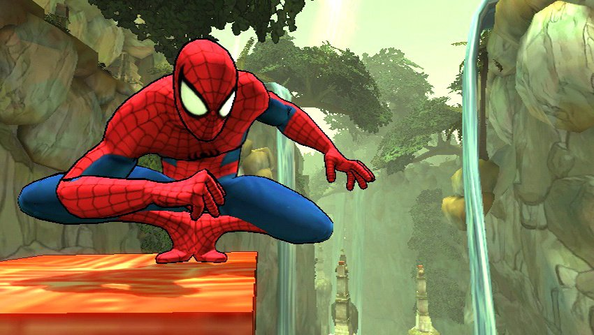 Spider Man Shattered Dimensions Screenshots Spider-man Shattered