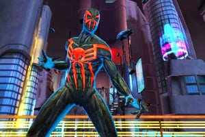 Spider-Man: Shattered Dimensions Screenshot