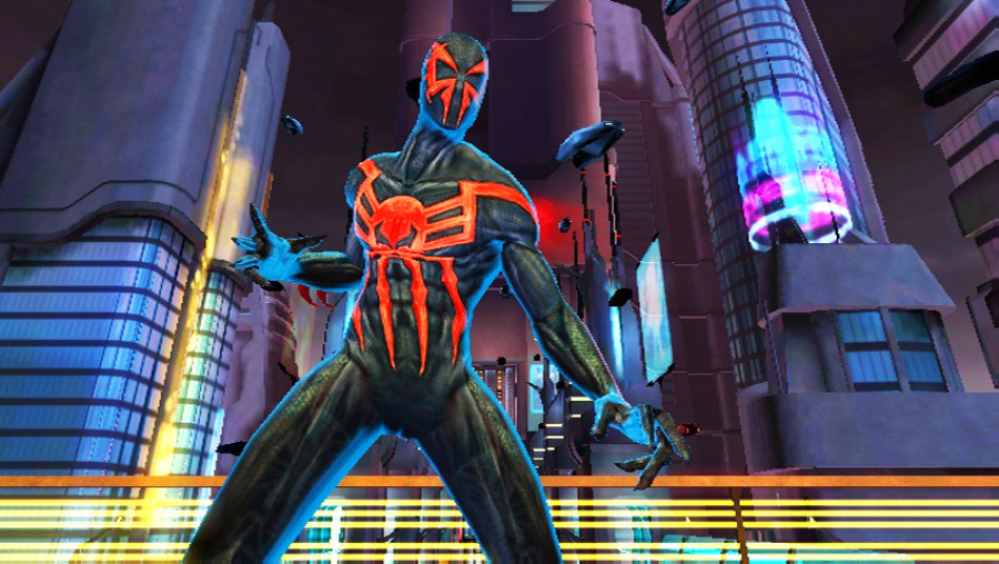Spider-Man: Shattered Dimensions Review - Screenshot 3 of 4