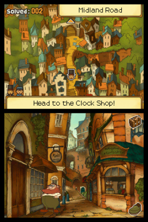 Professor Layton and the Unwound Future Review - Screenshot 4 of 4