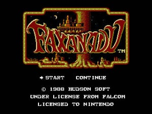 Faxanadu Review - Screenshot 4 of 4