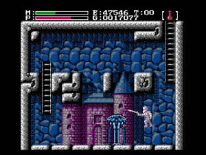 Faxanadu Review - Screenshot 3 of 4