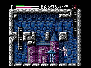 Faxanadu Screenshot