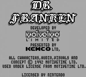 Dr. Franken Review - Screenshot 2 of 4