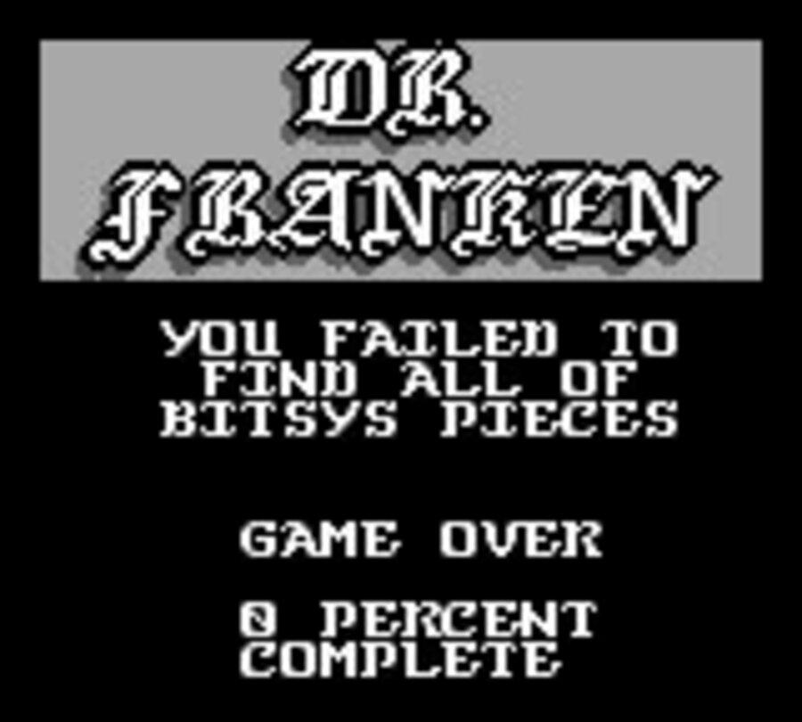 Dr. Franken Screenshot