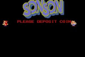 SonSon Screenshot