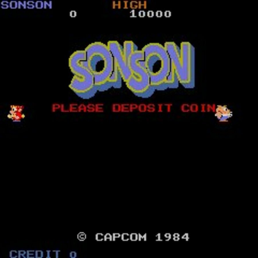 SonSon Screenshot