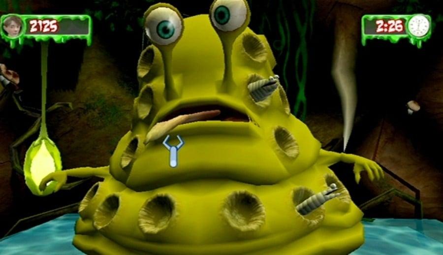 Goosebumps HorrorLand (Wii) Screenshots