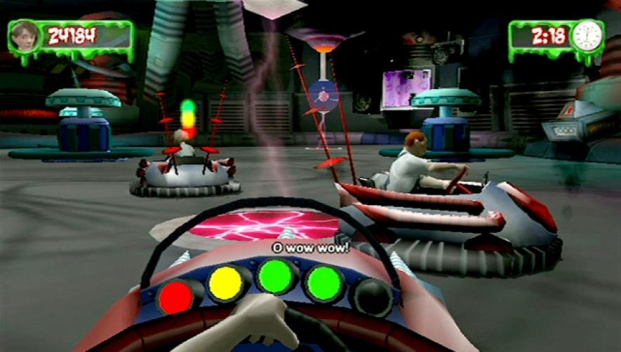 Goosebumps HorrorLand Review - Wii | Nintendo Life