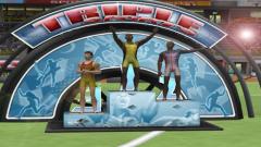 Triple Throwing Sports Screenshot