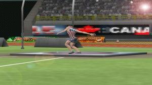 Triple Throwing Sports Review - Screenshot 2 of 3