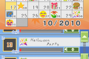 Nintendo Countdown Calendar Screenshot
