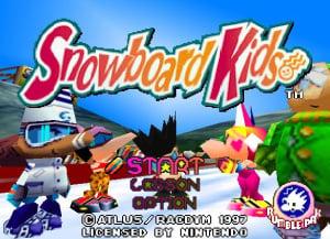 Snowboard Kids Review - Screenshot 1 of 6