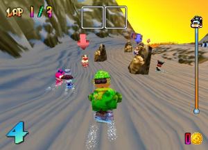 Snowboard Kids Review - Screenshot 2 of 6