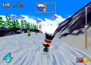 Snowboard Kids Review - Screenshot 5 of 6