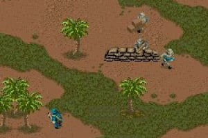 Wolf of the Battlefield: Commando Screenshot