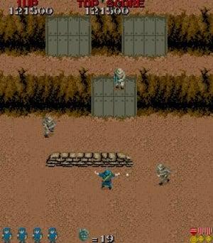 Wolf of the Battlefield: Commando Review - Screenshot 1 of 5