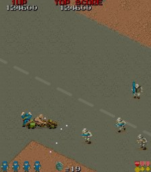 Wolf of the Battlefield: Commando Review - Screenshot 4 of 5