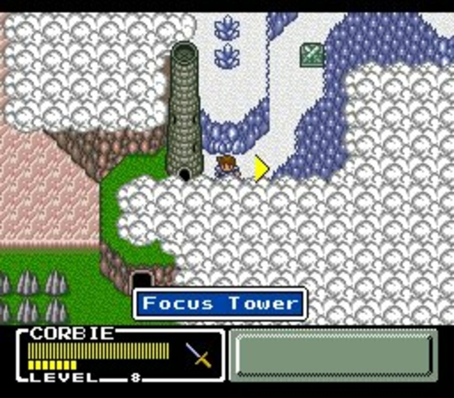 Final Fantasy: Mystic Quest Screenshot