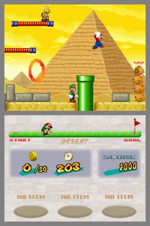 New Super Mario Bros. Review - Screenshot 2 of 4