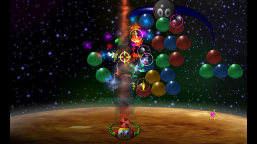 Astro Bugz Revenge Screenshot