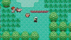 Pokémon Emerald Screenshot