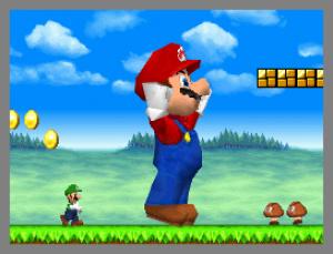New Super Mario Bros  Review (Wii U eShop / DS) | Nintendo Life