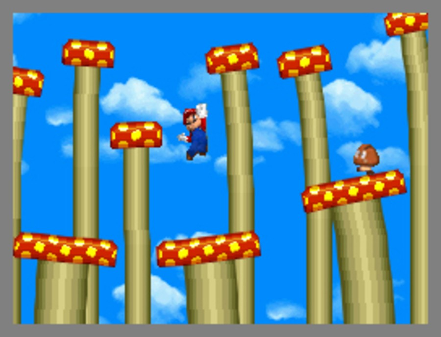 New Super Mario Bros. Screenshot