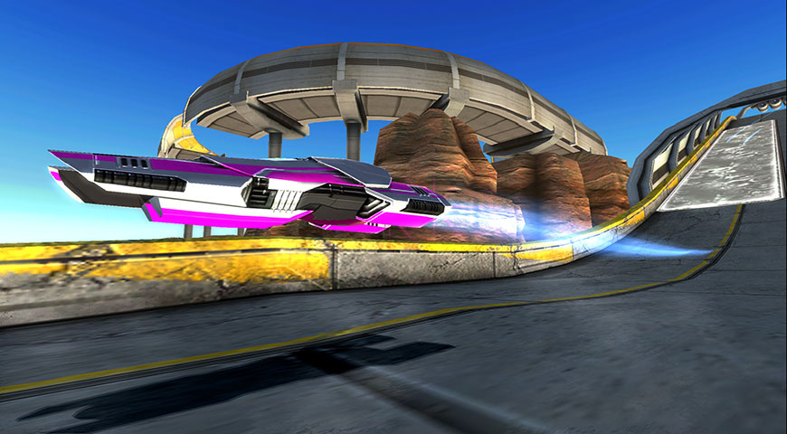 FAST - Racing League Screenshot
