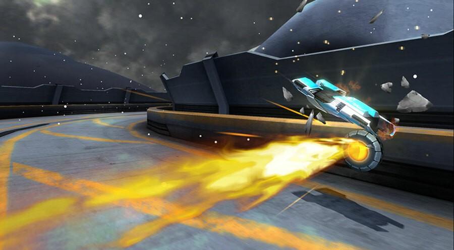 FAST - Racing League Screenshot