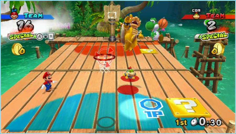 Mario Sports Mix Review - Screenshot 5 of 6
