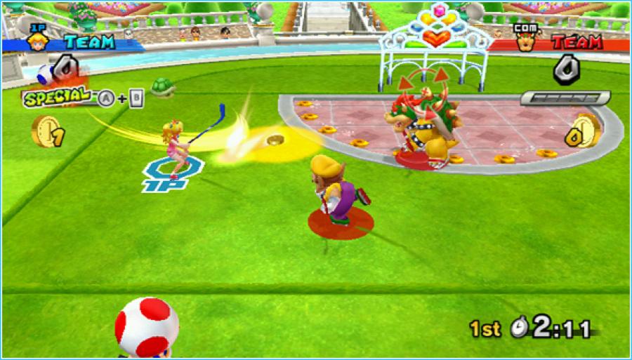 Mario Sports Mix Review - Screenshot 4 of 6