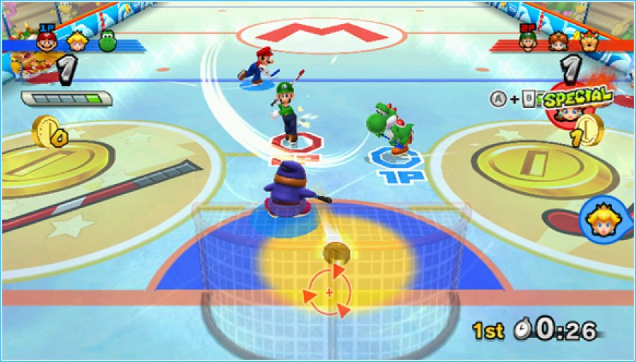 Mario Sports Mix Review - Screenshot 3 of 6