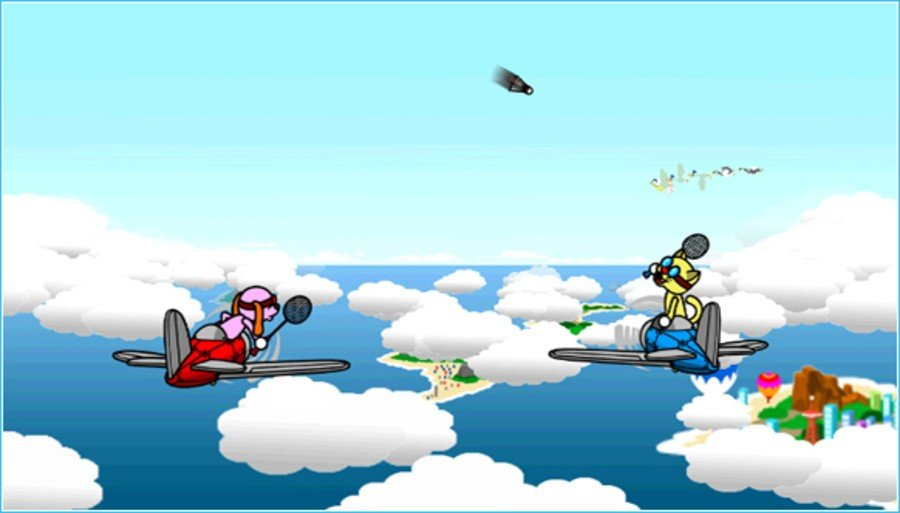 Rhythm Heaven Fever Screenshot