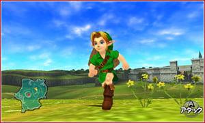 The Legend of Zelda: Ocarina of Time 3D Review - Screenshot 1 of 4