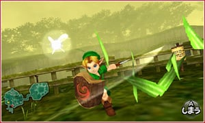 The Legend of Zelda: Ocarina of Time 3D Review - Screenshot 2 of 4