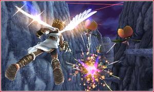 Kid Icarus: Uprising Review - Screenshot 6 of 6