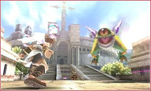 Kid Icarus: Uprising Review - Screenshot 5 of 6
