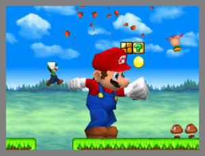 New Super Mario Bros. Review - Screenshot 3 of 4