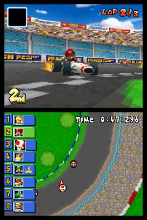 Mario Kart DS Review - Screenshot 4 of 5