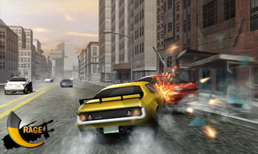 Driver: Renegade 3D Screenshot
